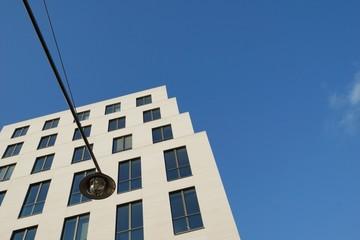 Schlichte Eleganz moderner Architektur
