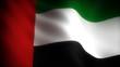 Flag of United Arab Emirates (seamless)