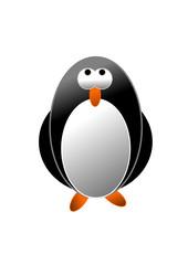 Pingouin réveur