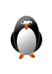 Pingouin perdu