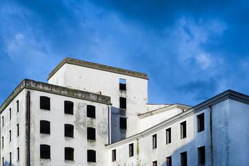 Palazzo disabitato