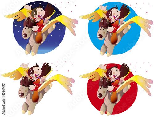 天馬/Pegasus