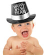 Happy new year baby - 47647867