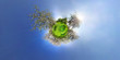 Spring planet