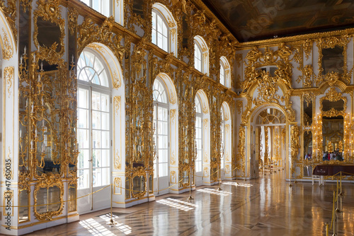 Interior of Catherine Palace