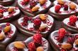 Obrazy drukowane na płótnie, fototapety, zdjęcia, fotoobrazy cyfrowe : Dark chocolates