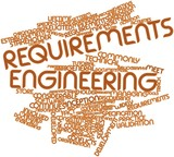 Word cloud for Requirements engineering poster