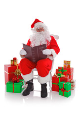 Santa Naughty or Nice