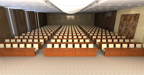 large auditorium
