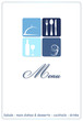 Menu Restaurant_blue boxes