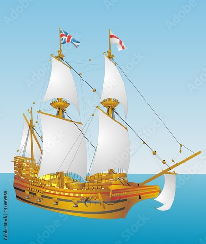 "Galleon ""Mayflower"""