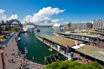 Circular Quay - Sydney Harbour, Australia