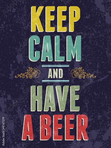 zachowaj-spokoj-i-miec-ilustracji-wektorowych-typografii-piwa