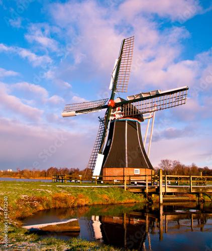 Wind Mill Netherlands
