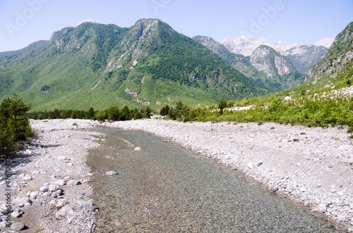 Theth National Park, Albania © ollirg