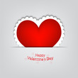 Gift card  Valentine s Day
