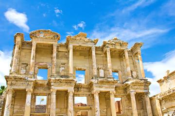 Ancient Ephesus Celsus library