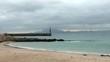Hafeneinfahrt von Tarifa