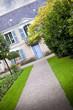 Maison, immobilier, architecture, jardin, vente, français