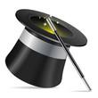Magician Hat - 47680668