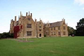 Elizabethan abbey