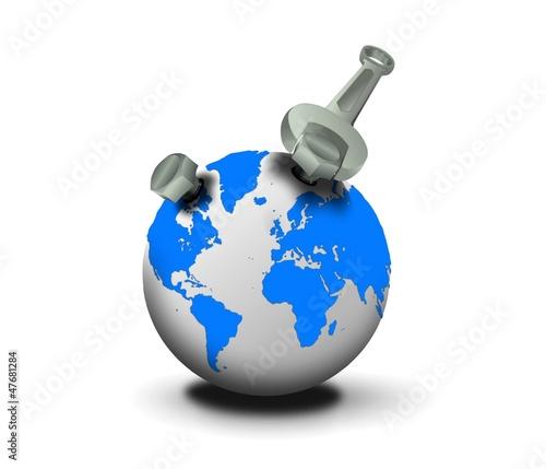 World maintenance