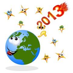 2013 arriva bis