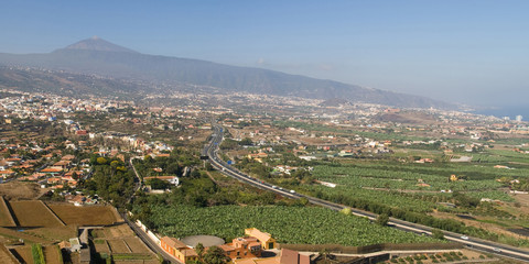 Valley of La Orotava
