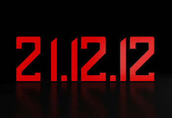 21 December 2012 - End of days