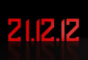 21 December 2012 - End of days