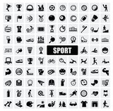 Fototapety Sports icons