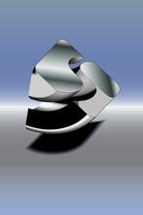 Metallform