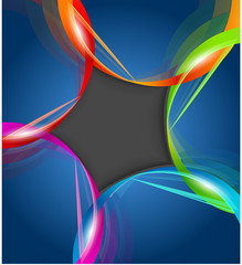 Abstract vector background vector illustration EPS10.