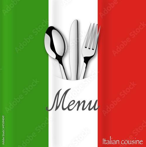 Italian cuisine_III - 47694041