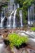 Site naturel de la cascade Langevin, La Réunion.