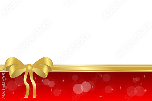 Ribbon background, Vector file.