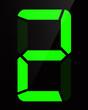 Chiffre digital - Numéro 2