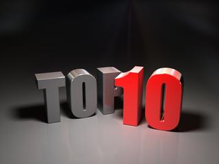 Top 10 clipart
