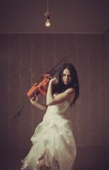 Bloody bride