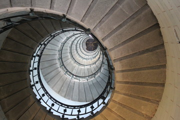 escalier colimasson phare