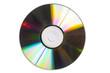 Leinwandbild Motiv CD isolated on White
