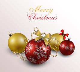 Décorations de Noël - Boules