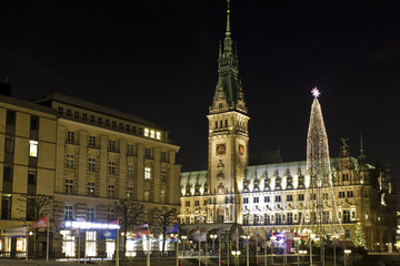 Christmas in Hamburg