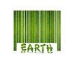 Barcode grass.