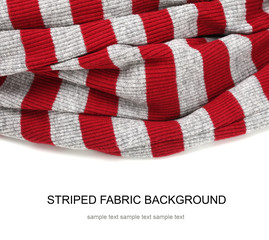 warm sweater knitted fabric background