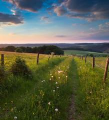sunset trail