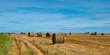 straw bales trail