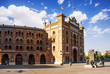 Bullring of Las Ventas in Madrid, Spain
