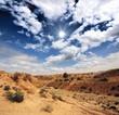 Wüste Sahara in Tunesien