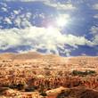 Sandwüste: Sahara in Tunesien
